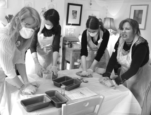Dust To Bread, Helen Sargeant Workshop