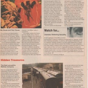 Review of My House and Your House, The Big Issue, May  1995