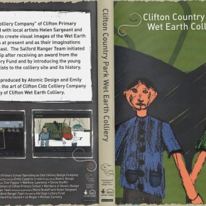 Clifton Country Park, Wet Earth Colliery-