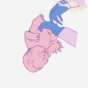Birth: separation sketches