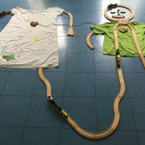 M(other) & Son: arts residency to Finland blog